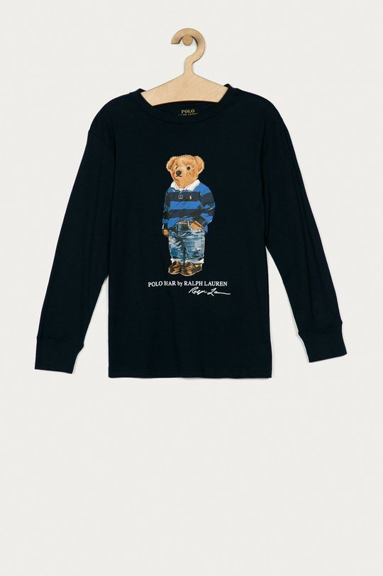 bleumarin Polo Ralph Lauren - Longsleeve copii 134-176 cm De băieți