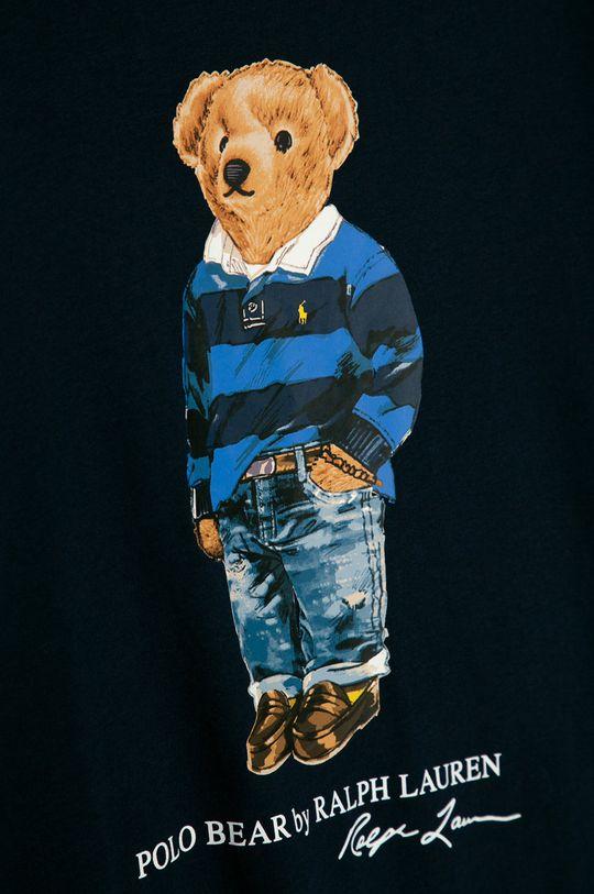 Polo Ralph Lauren - Longsleeve copii 134-176 cm bleumarin