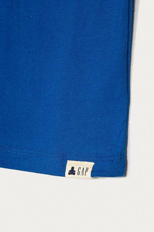 GAP - Longsleeve copii 74-110 cm albastru