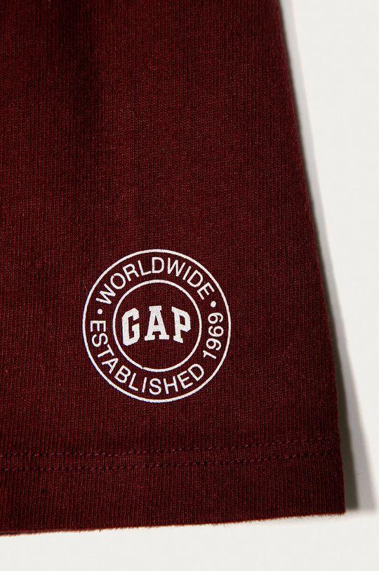 gaštanová GAP - Detské tričko s dlhým rukávom 104-176 cm
