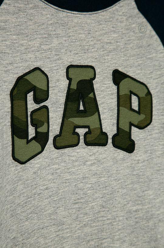 GAP - Longsleeve dziecięcy 50-92 cm 60 % Bawełna, 40 % Poliester