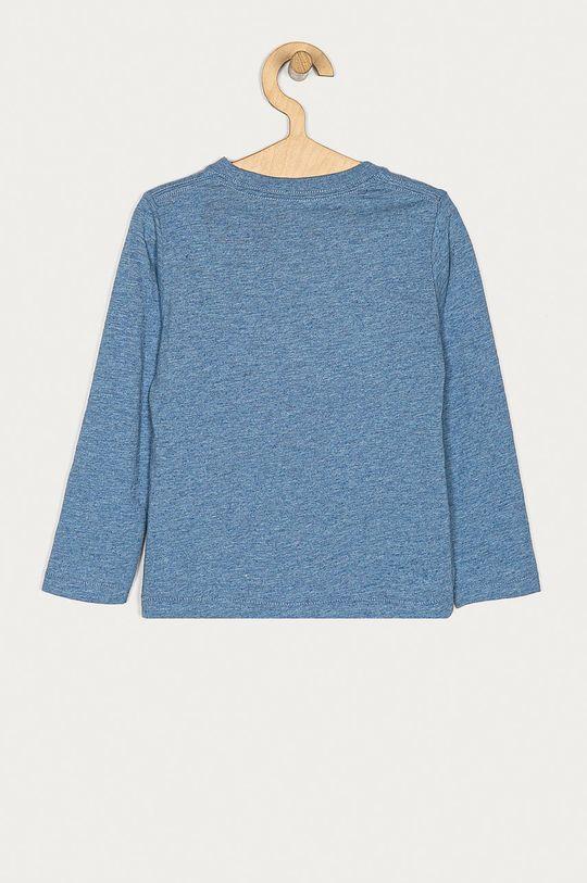 GAP - Longsleeve dziecięcy 74-110 cm niebieski