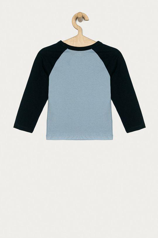GAP - Longsleeve copii 74-110 cm albastru deschis