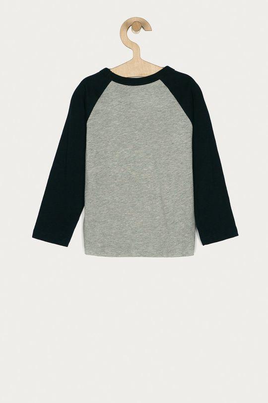 GAP - Longsleeve copii 74-110 cm gri