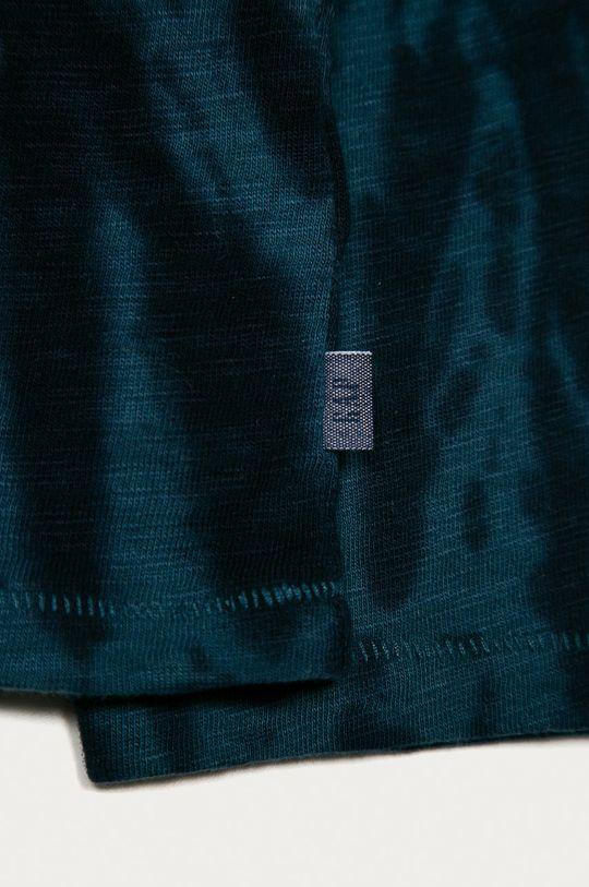 GAP - Dětské tričko s dlouhým rukávem 104-176 cm modrá