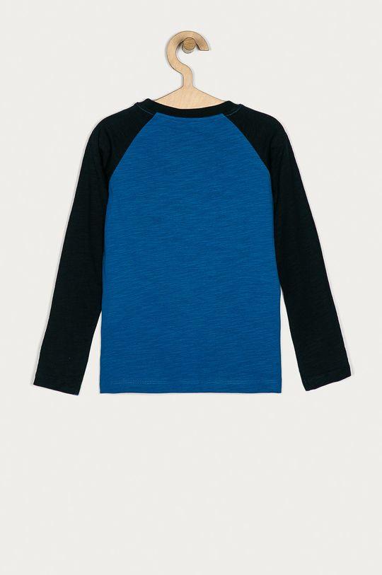 Name it - Dětské tričko s dlouhým rukávem 116-152 cm modrá