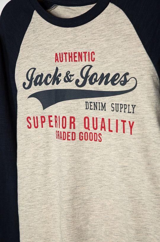 Jack & Jones - Дитячий лонгслів 128-176 cm сірий