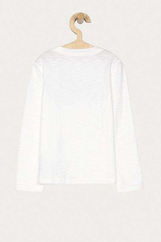 GAP - Longsleeve dziecięcy 104-176 cm biały
