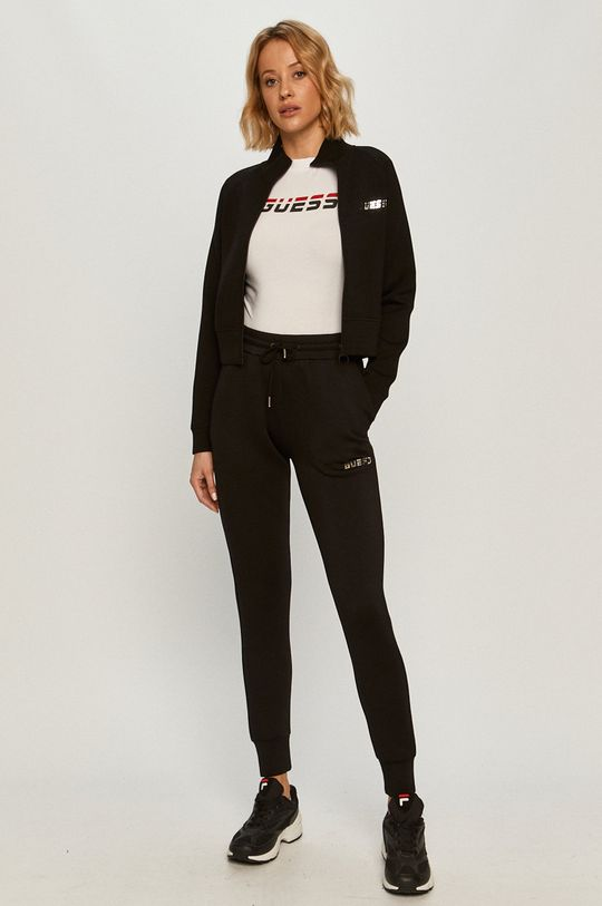 Guess Jeans - Longsleeve alb