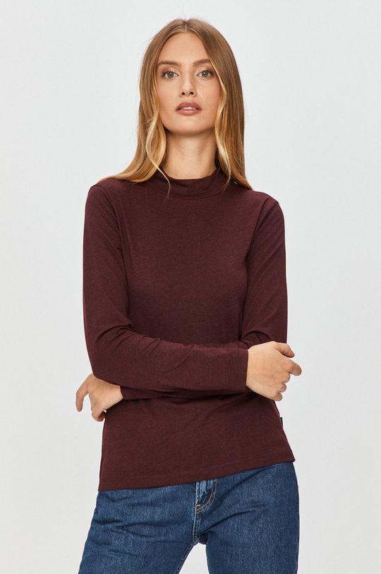 purpuriu inchis Calvin Klein - Longsleeve De femei