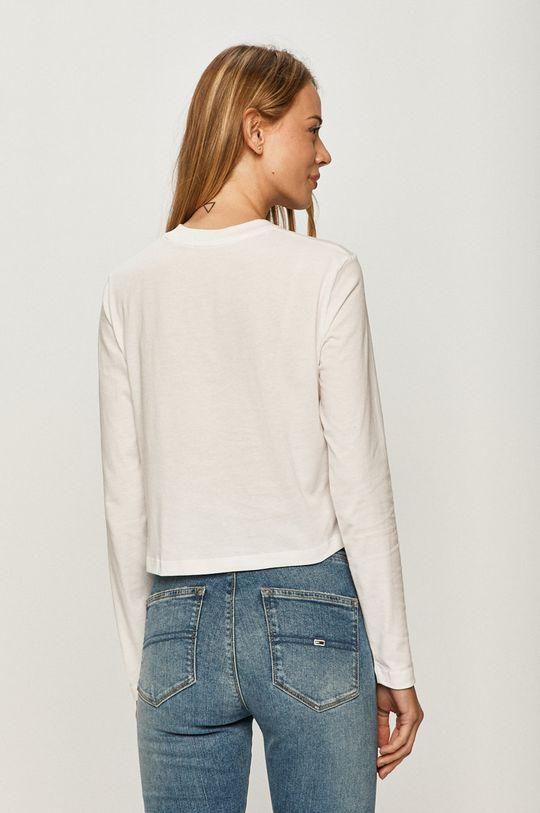 Calvin Klein Jeans - Tričko s dlhým rukávom  100% Bavlna
