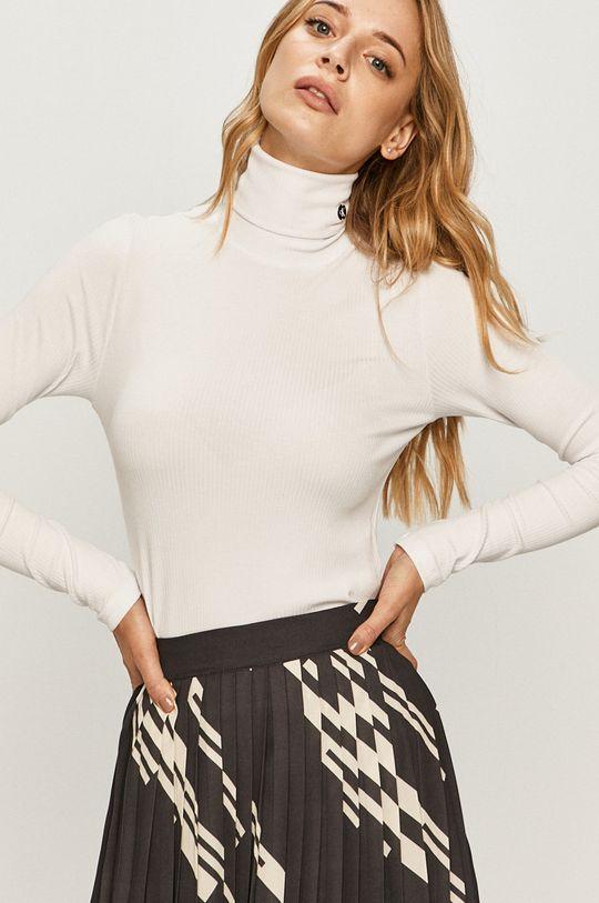 biela Calvin Klein Jeans - Sveter
