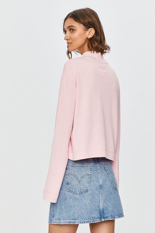 Tommy Jeans - Bluza  Materialul de baza: 83% Bumbac, 17% Poliester  Finisaj: 95% Bumbac, 5% Elastan