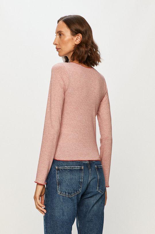 Pepe Jeans - Tričko s dlhým rukávom Collin  96% Bavlna, 4% Elastan