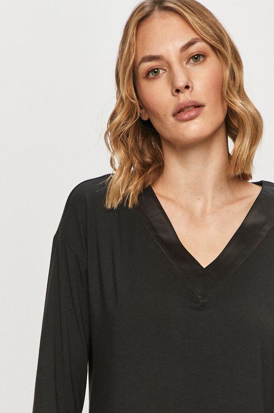 čierna Calvin Klein Underwear - Tričko s dlhým rukávom