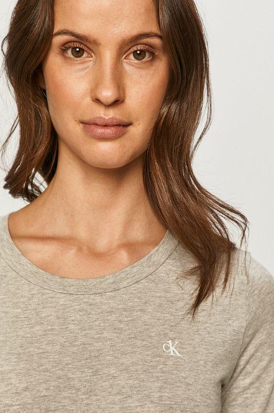 Calvin Klein Underwear - Longsleeve CK One Damski