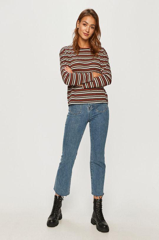 Pepe Jeans - Tričko s dlouhým rukávem Lexi vícebarevná