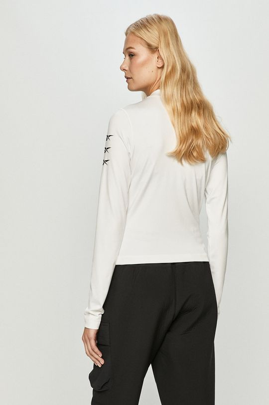Reebok - Tričko s dlouhým rukávem  7% Elastan, 93% Polyester