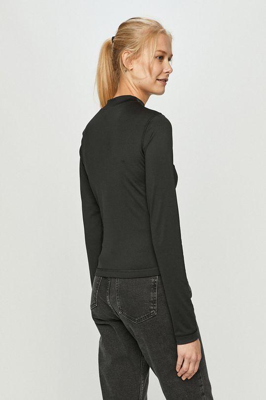 Reebok - Tričko s dlhým rukávom  9% Elastan, 91% Polyester