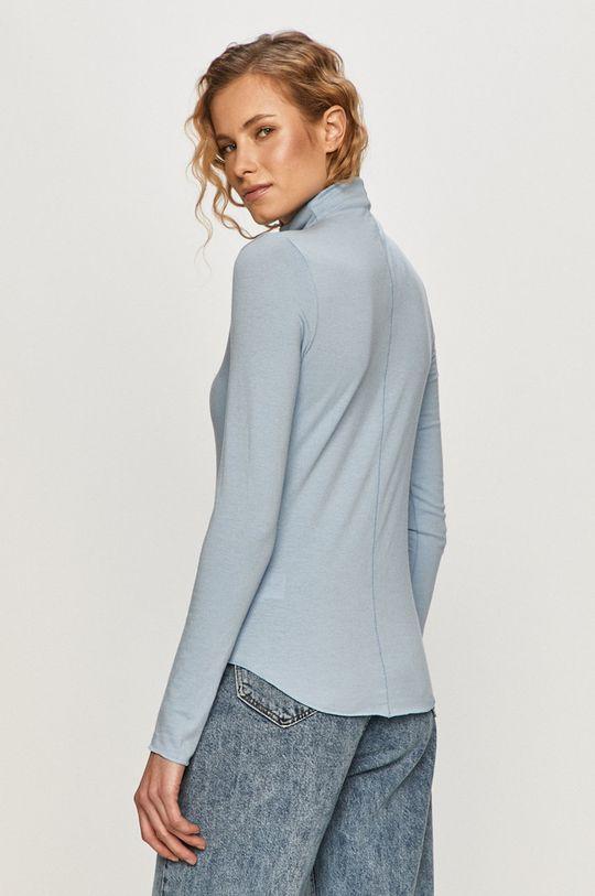 GAP - Tričko s dlhým rukávom  56% Bavlna, 37% Modal, 7% Spandex