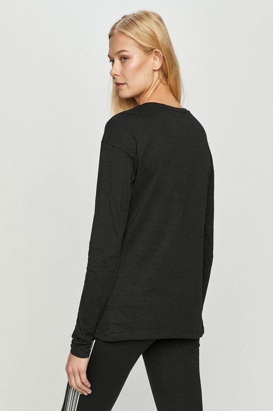 Diadora - Tričko s dlouhým rukávem  100% Bavlna