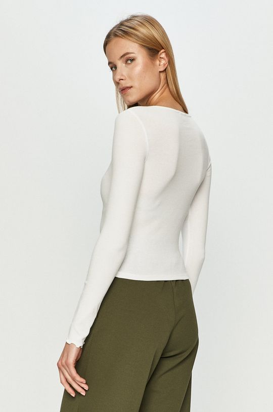Tally Weijl - Tričko s dlouhým rukávem  95% Bavlna, 5% Elastan
