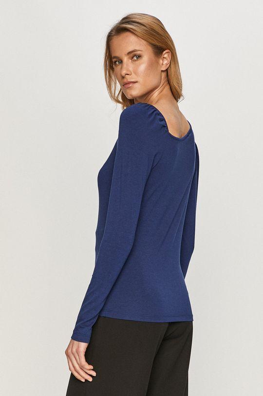 Vero Moda - Tričko s dlhým rukávom  47% Bavlna, 6% Elastan, 47% Modal