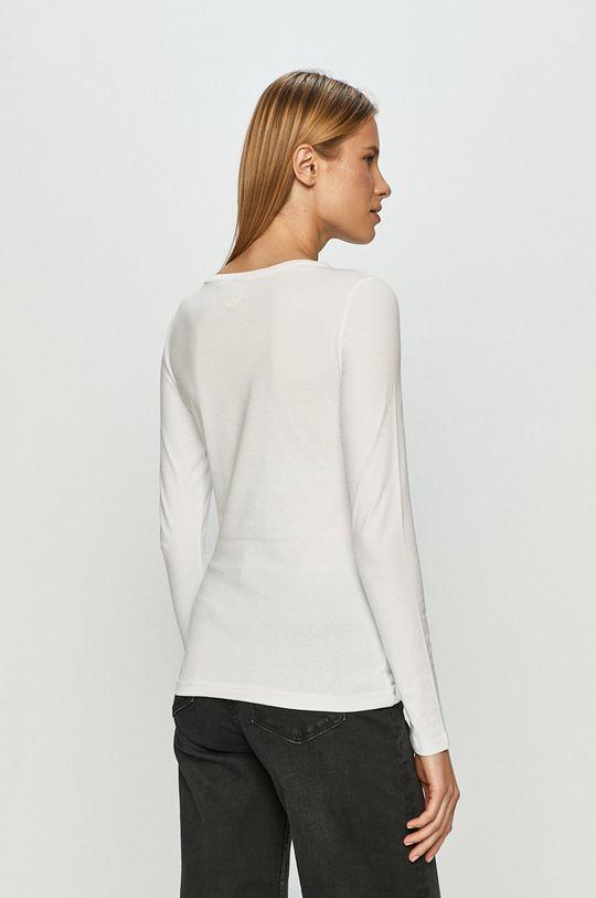 4F - Tričko s dlouhým rukávem  95% Bavlna, 5% Elastan