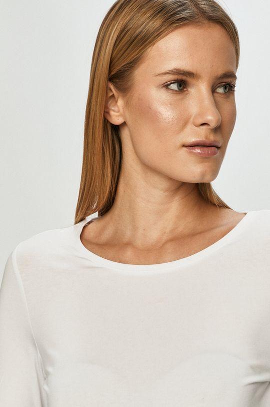 bílá 4F - Tričko s dlouhým rukávem