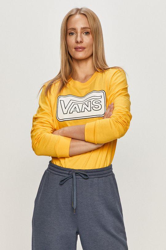 žlutá Vans - Mikina