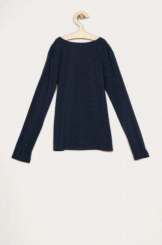 Guess Jeans - Longsleeve copii 116-175 cm bleumarin
