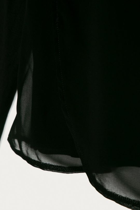 negru Guess Jeans - Longsleeve copii 116-175 cm