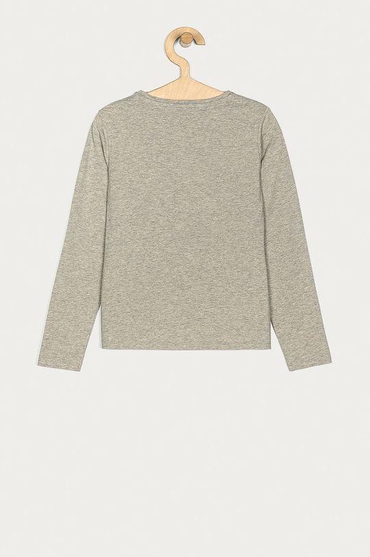 Guess Jeans - Dětské tričko s dlouhým rukávem 116-176 cm šedá