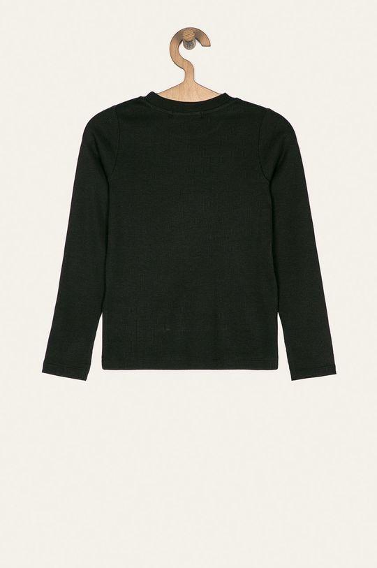 Calvin Klein Jeans - Dětské tričko s dlouhým rukávem 128-176 cm černá