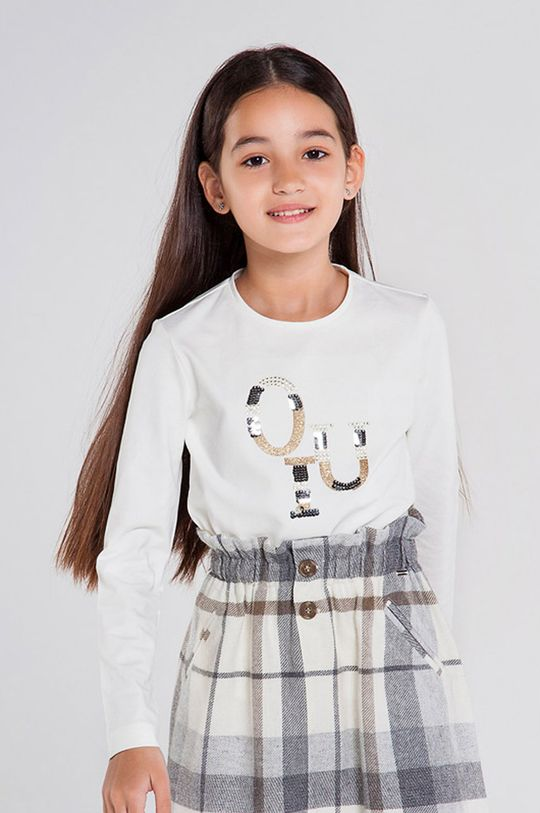 Mayoral - Detské tričko s dlhým rukávom 128-167 cm  95% Bavlna, 5% Elastan