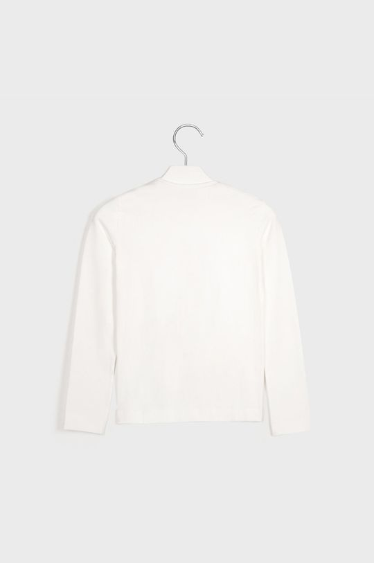 krémová Mayoral - Detské tričko s dlhým rukávom 128-167 cm