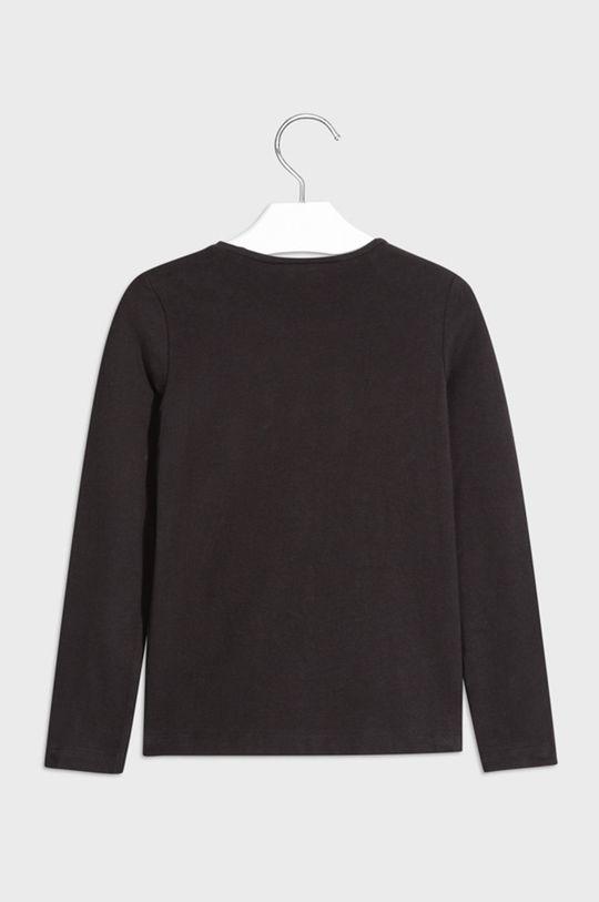 Mayoral - Detské tričko s dlhým rukávom 128-167 cm čierna