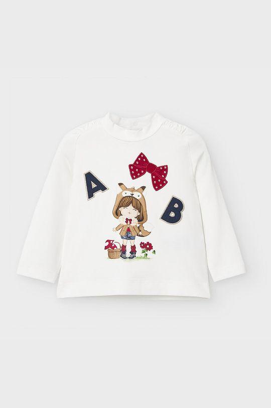 červená Mayoral - Detské tričko s dlhým rukávom 80-98 cm Dievčenský