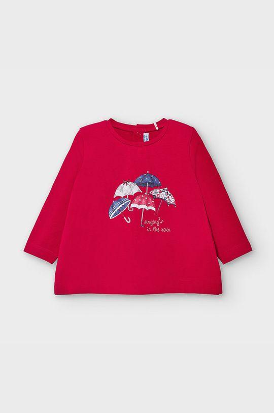 červená Mayoral - Detské tričko s dlhým rukávom 68-98 cm Dievčenský