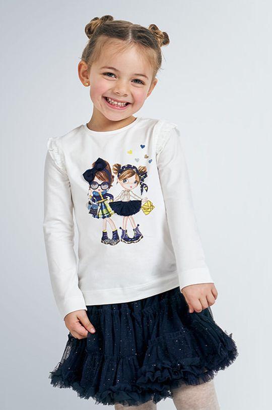 tmavomodrá Mayoral - Detské tričko s dlhým rukávom 92-134 cm Dievčenský