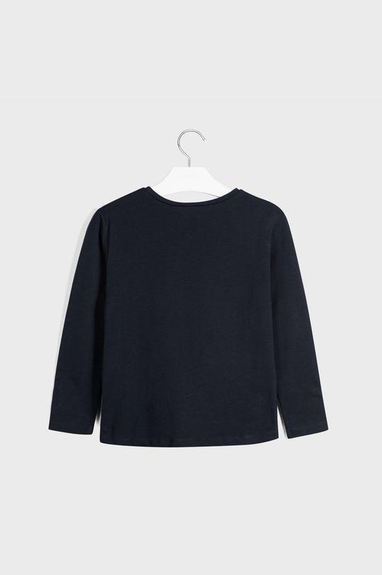 Mayoral - Detské tričko s dlhým rukávom 128-167 cm tmavomodrá