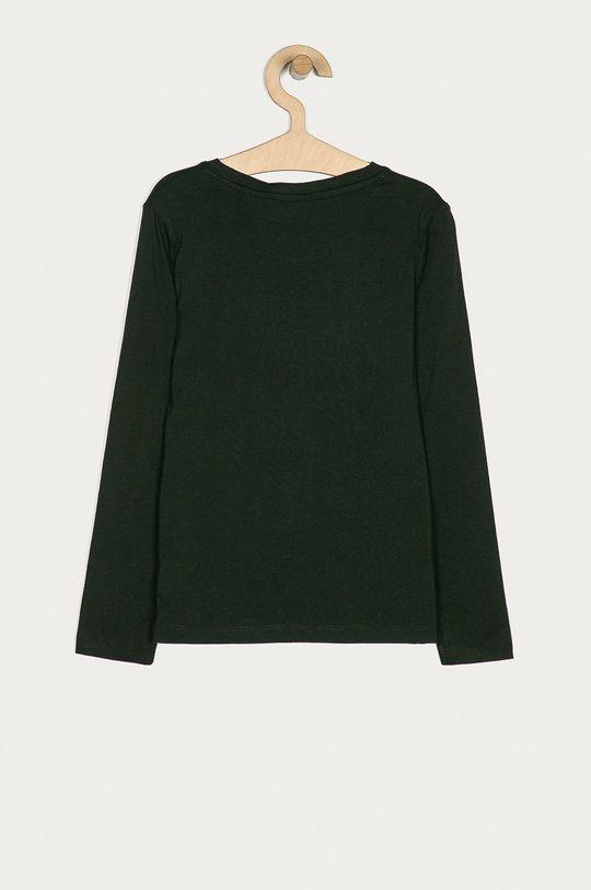 Calvin Klein Jeans - Longsleeve copii 128-176 cm negru
