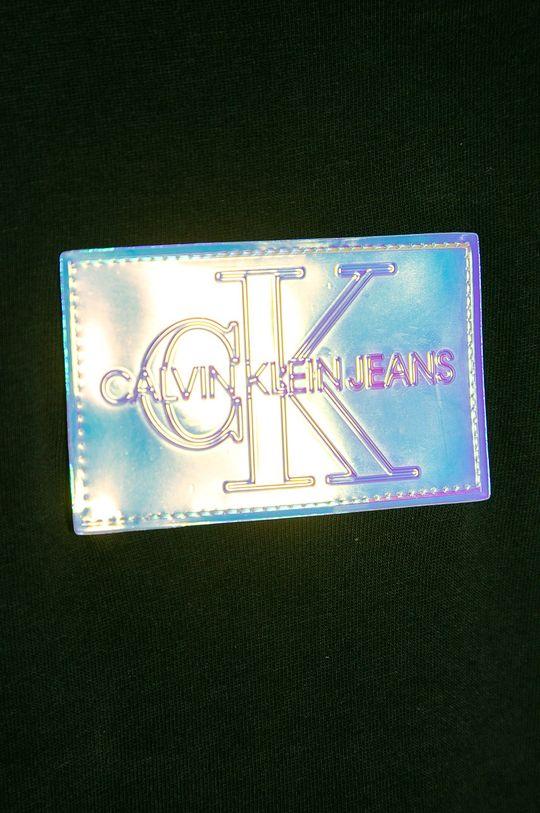 Calvin Klein Jeans - Longsleeve copii 128-176 cm  100% Bumbac