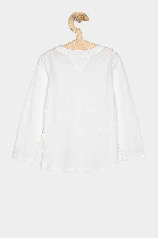 Tommy Hilfiger - Dětské tričko s dlouhým rukávem 128-176 cm bílá