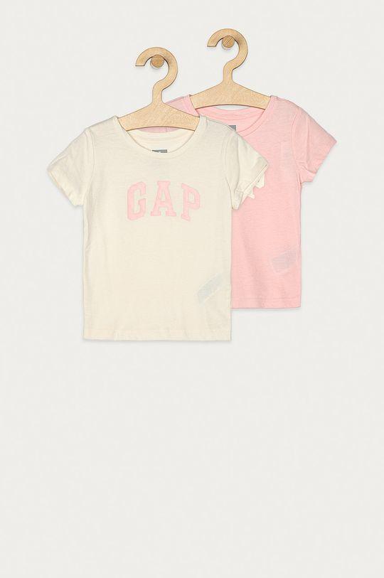 růžová GAP - Dětské tričko 74-104 cm Dívčí