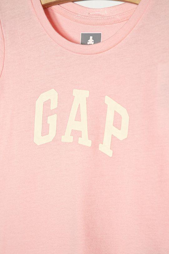 růžová GAP - Dětské tričko 74-104 cm