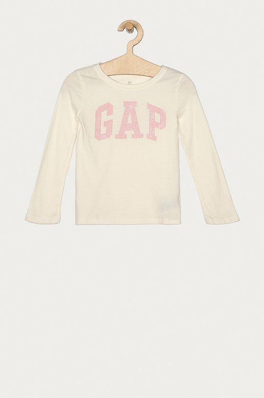 GAP - Longsleeve copii 104-176 cm (2-pack) roz