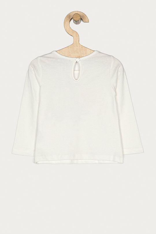 OVS - Longsleeve dziecięcy 74-98 cm biały