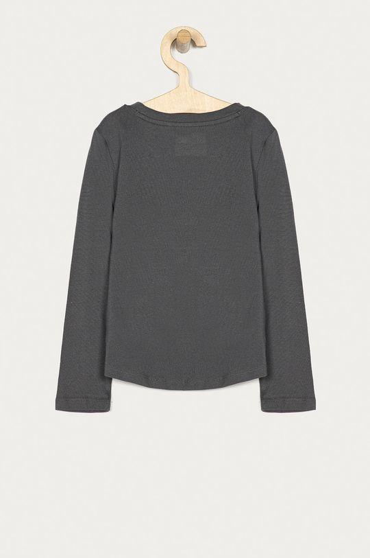 GAP - Detské tričko s dlhým rukávom 104-176 cm grafitová