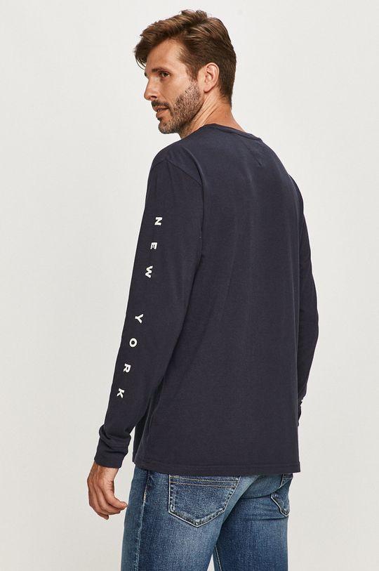 Tommy Jeans - Tričko s dlhým rúkavom  100% Bavlna